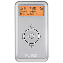 Buy Pure Move 2500 DAB/FM Personal Stereo Radio Online at johnlewis.com