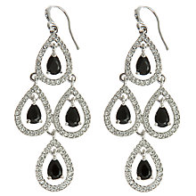 Buy Carolee Chandelier Pear Drop Earrings Online at johnlewis.com