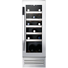 Buy John Lewis JLWF302 Integrated Wine Cabinet Online at johnlewis.com