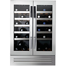 Buy John Lewis JLWF606 Integrated Wine Cabinet Online at johnlewis.com