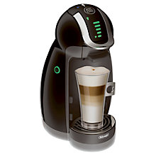 Buy Nescafé Dolce Gusto Coffee Machine, Genio by De'Longhi Online at johnlewis.com