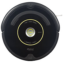 Buy i-Robot Roomba 650 Vacuum Cleaner Online at johnlewis.com