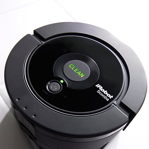 Buy i-Robot Scooba 230 Floor Washer Online at johnlewis.com