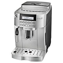 Buy De'Longhi Magnifica ECAM22.320.S Bean-to-Cup Coffee Machine, Silver Online at johnlewis.com