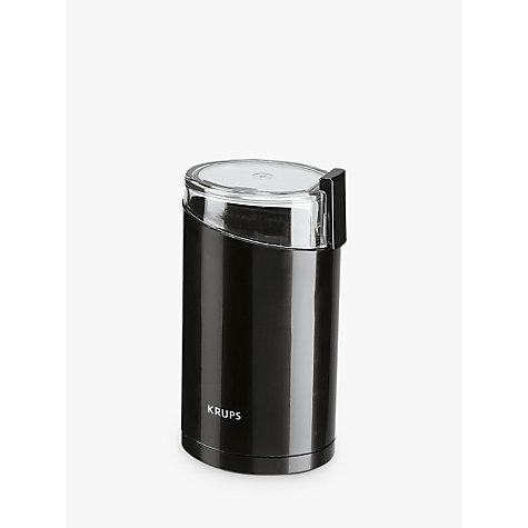 Buy Krups F20342 Coffee Grinder Online at johnlewis.com