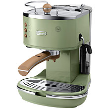 Buy DeLonghi ECOV310 Vintage Icona Espresso Coffee Machine Online at johnlewis.com
