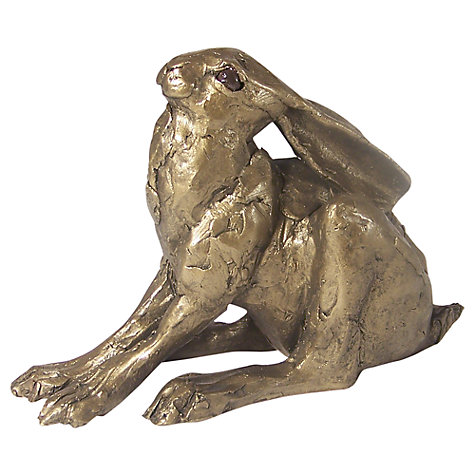 Buy Frith Sculpture Heather Hare, by Paul Jenkins Online at johnlewis.com