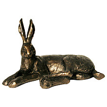 Buy Frith Sculpture Hermonie Hare, by Paul Jenkins Online at johnlewis.com
