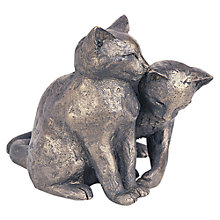 Buy Frith Sculpture Lucky & Scruff, by Paul Jenkins Online at johnlewis.com