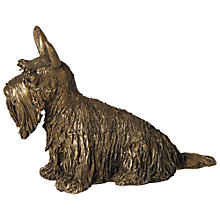 Buy Frith Sculpture Scottie Sitting, by Veronice Ballan Online at johnlewis.com