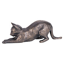 Buy Frith Sculpture Tilly Stretching, by Paul Jenkins Online at johnlewis.com