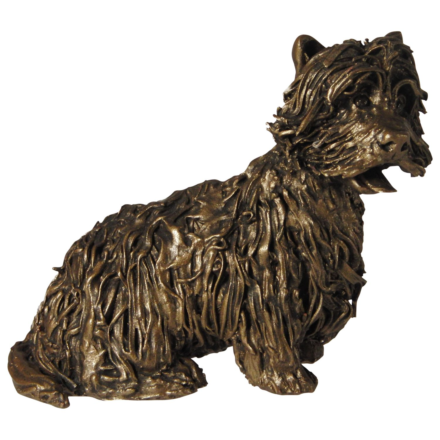 Frith Sculpture Westie, by Veronica Ballan