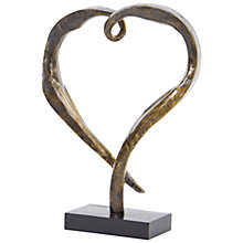 Buy Libra Heart Sculpture Online at johnlewis.com