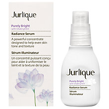 Buy Jurliqe Purely Bright Radiance Serum, 30ml Online at johnlewis.com