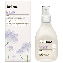 Buy Jurlique Purely Bright Mist, 100ml Online at johnlewis.com