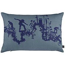 Buy Timorous Beasties for John Lewis Skate Park Cushion, Multi Online at johnlewis.com