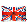 Timorous Beasties for John Lewis Union Jack Toile Cushion, Multi