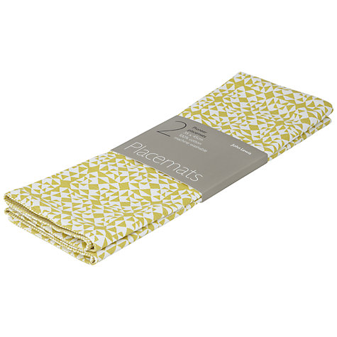 Buy John Lewis Al Fresco Med Tablecloths Online at johnlewis.com