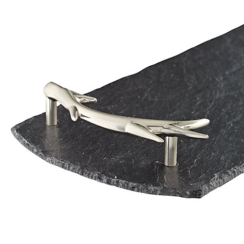 Buy Just Slate Antler Handle Tray Online at johnlewis.com