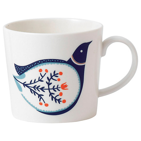 Buy Royal Doulton Fable Bird Mug Online at johnlewis.com