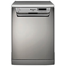Buy Hotpoint FDUD4411X Dishwasher, Stainless Steel Online at johnlewis.com
