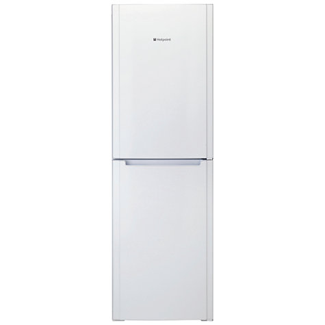 Buy Hotpoint FURM171P Fridge Freezer, A + Energy Rating, 60cm Wide, White Online at johnlewis.com