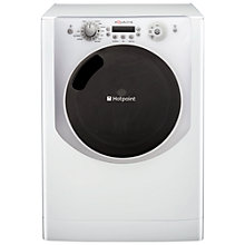 Buy Hotpoint Aqualtis AQ113F497I Washing Machine, 11kg Load, A+++ Energy rating, 1400rpm Spin, White Online at johnlewis.com