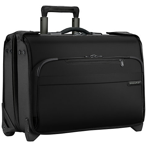 Buy Briggs & Riley Baseline Carry-On 2-Wheel Garment Bag Online at johnlewis.com