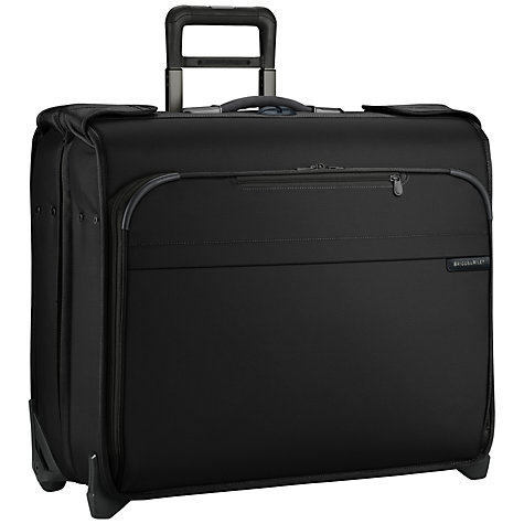 Buy Briggs & Riley Baseline Deluxe Garment Bag Online at johnlewis.com