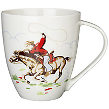 Buy Cath Kidston Cowboy Mug Online at johnlewis.com