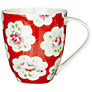 Buy Cath Kidston Provence Rose Mug, Red Online at johnlewis.com