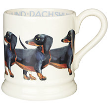 Buy Emma Bridgewater Dachshund Mug Online at johnlewis.com