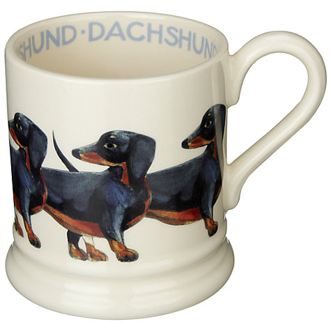 Buy Emma Bridgewater Daschund Mug Online at johnlewis.com