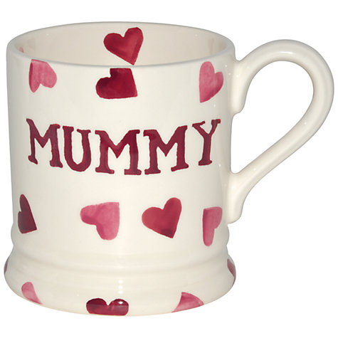 Buy Emma Bridgewater Hearts Mummy Mug Online at johnlewis.com