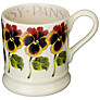 Buy Emma Bridgewater Pansy Mug Online at johnlewis.com