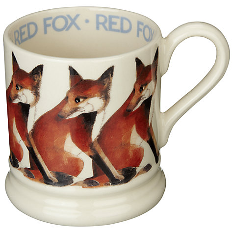 Buy Emma Bridgewater Red Fox Mug Online at johnlewis.com