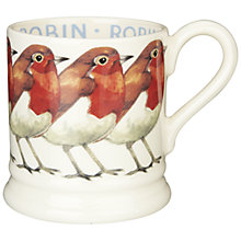 Buy Emma Bridgewater Robin Mug Online at johnlewis.com