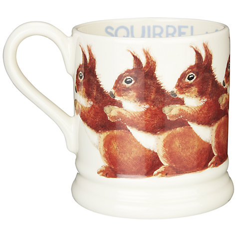 Buy Emma Bridgewater Squirrel Mug Online at johnlewis.com