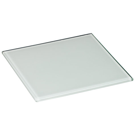Buy John Lewis Glass Coasters, Set of 6 Online at johnlewis.com