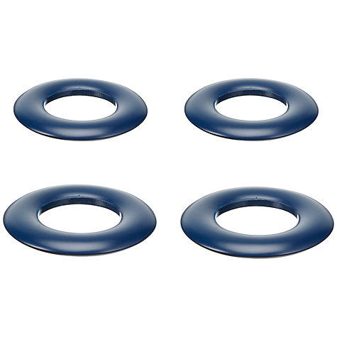 Buy John Lewis Simple Napkin Rings, Set of 4 Online at johnlewis.com