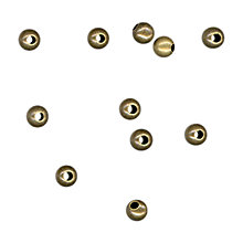 Buy John Lewis 3mm Spacer Beads, Pack of 100 Online at johnlewis.com