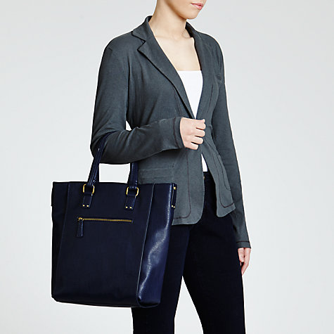 Buy COLLECTION by John Lewis New Grainy Tote Online at johnlewis.com