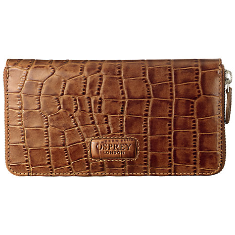 Buy OSPREY LONDON Gaumont Purse Online at johnlewis.com