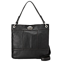 Buy Fossil Hunter Hobo Handbag Online at johnlewis.com