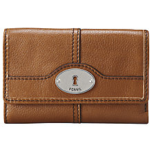 Buy Fossil Marlow Zip Multifunction Purse Online at johnlewis.com