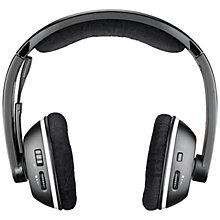 Buy GameCom X95 Wireless Stereo Headset for Xbox 360, Black Online at johnlewis.com