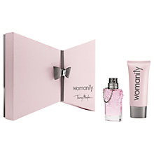 Buy Thierry Mugler Womanity Eau de Parfum Fragrance Gift Set, 30ml Online at johnlewis.com