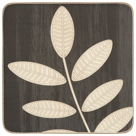 Buy John Lewis Natures Carvings Coasters, Set of 4 Online at johnlewis.com