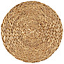 John Lewis Water Hyacinth Round Placemats, Set of 6