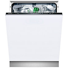 Buy Neff S51E50X2GB Fully Integrated Dishwasher Online at johnlewis.com